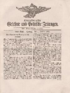 Königsbergsche Gelehrte und Politische Zeitungen. Mit allergnädigster Freyheit, 71tes Stück, Freytag, den 5. October 1764