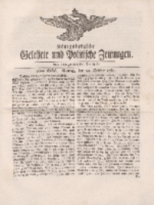 Königsbergsche Gelehrte und Politische Zeitungen. Mit allergnädigster Freyheit, 76tes Stück, Montag, den 22. October 1764