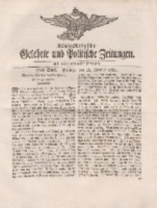 Königsbergsche Gelehrte und Politische Zeitungen. Mit allergnädigster Freyheit, 77tes Stück, Freytag, den 26. October 1764