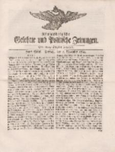 Königsbergsche Gelehrte und Politische Zeitungen. Mit allergnädigster Freyheit, 79tes Stück, Freytag, den 2. November 1764