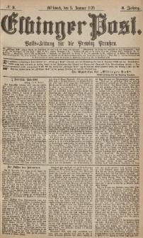 Elbinger Post, Nr.3 Mittwoch 5 Januar 1876, 3 Jh