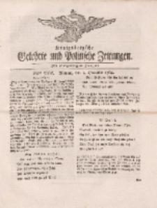 Königsbergsche Gelehrte und Politische Zeitungen. Mit allergnädigster Freyheit, 88tes Stück, Montag, den 3. December 1764
