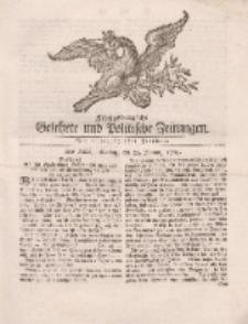 Königsbergsche Gelehrte und Politische Zeitungen. Mit allergnädigster Freyheit, 6tes Stück, Montag, den 21. Januar 1765