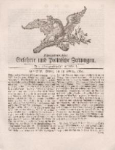 Königsbergsche Gelehrte und Politische Zeitungen. Mit allergnädigster Freyheit, 13tes Stück, Freytag, den 15. Februar 1765