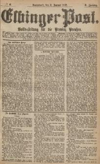 Elbinger Post, Nr.6 Sonnabend 8 Januar 1876, 3 Jh