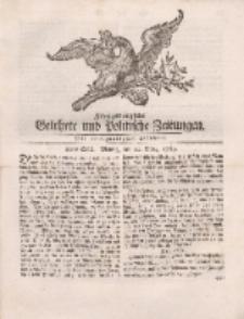Königsbergsche Gelehrte und Politische Zeitungen. Mit allergnädigster Freyheit, 20tes Stück, Montag, den 11. März 1765
