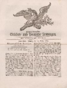 Königsbergsche Gelehrte und Politische Zeitungen. Mit allergnädigster Freyheit, 30tes Stück, Montag, den 15. April 1765