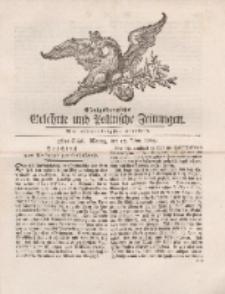 Königsbergsche Gelehrte und Politische Zeitungen. Mit allergnädigster Freyheit, 38tes Stück, Montag, den 13. May 1765