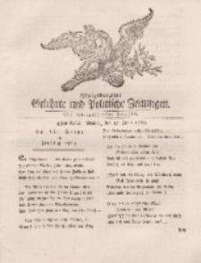 Königsbergsche Gelehrte und Politische Zeitungen. Mit allergnädigster Freyheit, 48tes Stück, Montag, den 17. Junii 1765