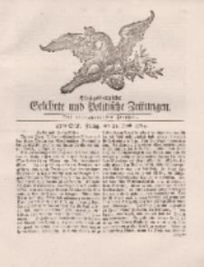 Königsbergsche Gelehrte und Politische Zeitungen. Mit allergnädigster Freyheit, 49tes Stück, Freitag, den 21. Junii 1765