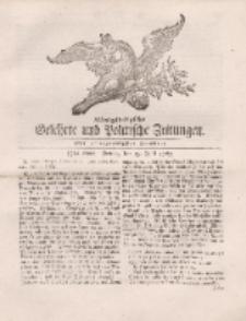 Königsbergsche Gelehrte und Politische Zeitungen. Mit allergnädigster Freyheit, 57tes Stück, Freitag, den 19. Julii 1765