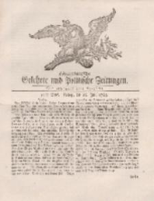 Königsbergsche Gelehrte und Politische Zeitungen. Mit allergnädigster Freyheit, 59tes Stück, Freitag, den 26. Julii 1765