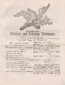 Königsbergsche Gelehrte und Politische Zeitungen. Mit allergnädigster Freyheit, 63tes Stück, Freitag, den 9. August 1765