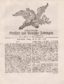 Königsbergsche Gelehrte und Politische Zeitungen. Mit allergnädigster Freyheit, 65tes Stück, Freitag, den 16. August 1765