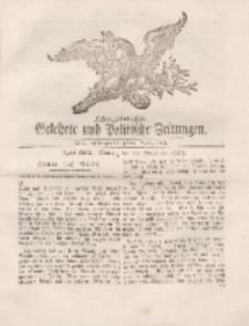 Königsbergsche Gelehrte und Politische Zeitungen. Mit allergnädigster Freyheit, 74tes Stück, Montag, den 15. September 1765