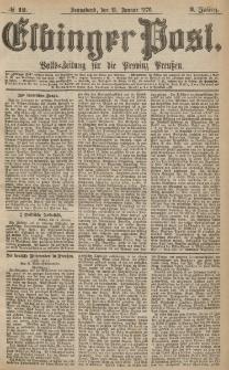 Elbinger Post, Nr.12 Sonnabend 15 Januar 1876, 3 Jh