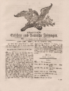 Königsbergsche Gelehrte und Politische Zeitungen. Mit allergnädigster Freyheit, 100tes Stück, Montag, den 16. December 1765