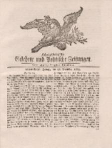Königsbergsche Gelehrte und Politische Zeitungen. Mit allergnädigster Freyheit, 103tes Stück, Freitag, den 27. December 1765