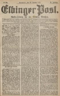 Elbinger Post, Nr.18 Sonnabend 22 Januar 1876, 3 Jh