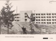 Budowa Wojewódzkiego Szpitala Zespolonego