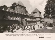 Fortyfikacje Katedry we Fromborku odwiedzane przez turystów