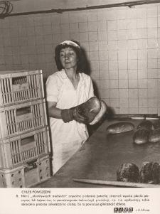 Chleb Powszedni - mimo kryzysu gospodarczego prywatni piekarze utrzymują jakość pieczywa