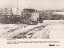 Plac Kazimierza Jagiellończyka w zimowej atmosferze kryzysu