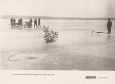Rybołówstwo zimowe - przygotowania do połowu
