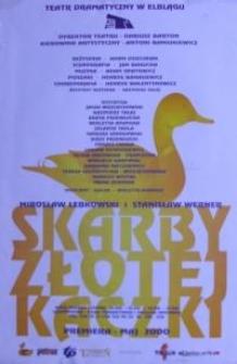 Skarby złotej kaczki - Mirosław Łebkowski, Stanisław Werner