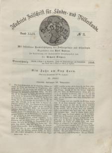 Globus. Illustrierte Zeitschrift für Länder...Bd. XLIX, Nr.3, 1886