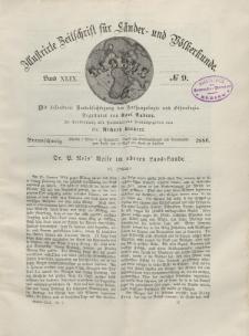 Globus. Illustrierte Zeitschrift für Länder...Bd. XLIX, Nr.9, 1886