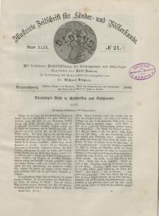 Globus. Illustrierte Zeitschrift für Länder...Bd. XLIX, Nr.21, 1886
