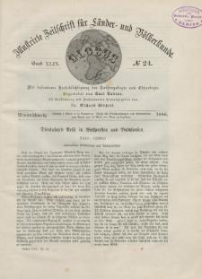 Globus. Illustrierte Zeitschrift für Länder...Bd. XLIX, Nr.24, 1886