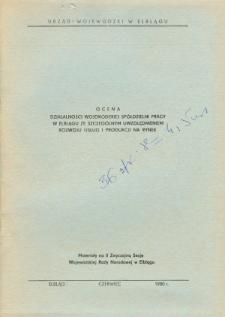 Ocena Działalności WSP w Elblągu ... Rozwoju usług i produkcji na rynek wersja robocza - broszura