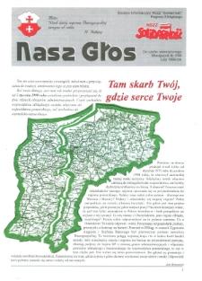 """Nasz Głos. Biuletyn Informacyjny NSZZ """"Solidarność"""" Regionu Elbląskiego, 1999, nr 2"""