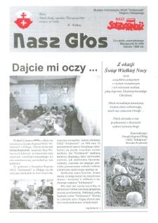 """Nasz Głos. Biuletyn Informacyjny NSZZ """"Solidarność"""" Regionu Elbląskiego, 1999, nr 3"""