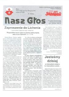 """Nasz Głos. Biuletyn Informacyjny NSZZ """"Solidarność"""" Regionu Elbląskiego, 1999, nr 5-6"""