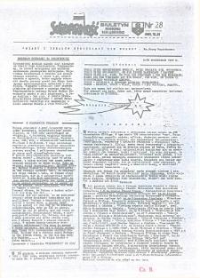 """Biuletyn Regionu Elbląskiego """"Solidarnosć"""", 1987, nr 28 [wydanie powielaczowe]"""