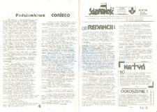 """""""Solidarność"""" Pismo społeczno-polityczne Elbląg, 1990, nr 8 (48) [wydanie powielaczowe]"""