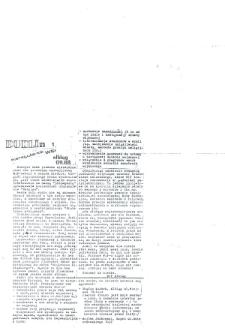 1988-09, Dublin Nieregularnik Ruchu Wolność i Pokój, Nr 1 (1) 1988 [wydanie powielaczowe]