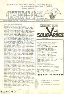 1990-08, Czego - Elbląska Gazetka Satyryczna, Nr 4 (1) 1990 [wydanie powielaczowe]