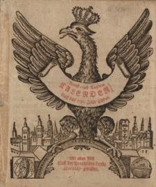 Neuer und Alter Kunst- und Tugend- Calender auff das 1730. Jahr Chirsti. Worinnen gantz gewisse Dinge, von dem Lauff der Sonnen, Monds, und dessen Vierteln vorher gesagt; auch ungewisse von der zukünfftigen Witter- und Veränderung der Lufft