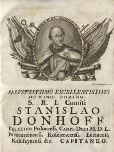 Facies rerum Sarmaticarum in Facie Regni Poloniae, Magniq3 Ducatus Lituaniae gestarum Duobus Libris succinte Expressa. Pars prima.