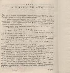 Ueber v. Hippel's Autorschaft
