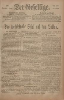 Der Gesellige, Nr. 235, Donnerstag, 7. Oktober 1915