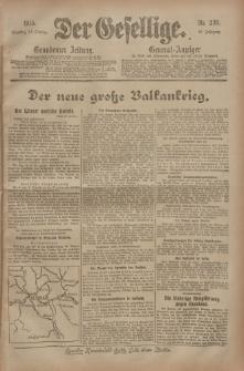 Der Gesellige, Nr. 239, Dienstag, 12. Oktober 1915