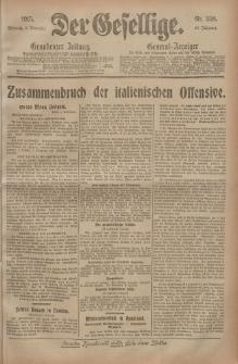 Der Gesellige, Nr. 258, Mittwoch, 3. November 1915