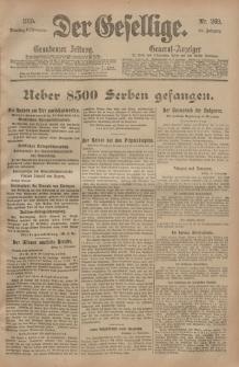 Der Gesellige, Nr. 269, Dienstag, 16. November 1915
