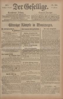 Der Gesellige, Nr. 298, Dienstag, 21. Dezember 1915