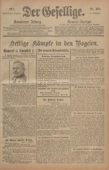 Der Gesellige, Nr. 300, Donnerstag, 23. Dezember 1915